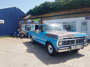 1973 FORD F100 302cu Automatic PICK UP TRUCK For Sale