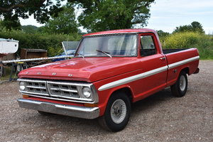 Lot 44 - A 1968 Ford Pickup F100 - 21/07/2019 For Sale by Auction