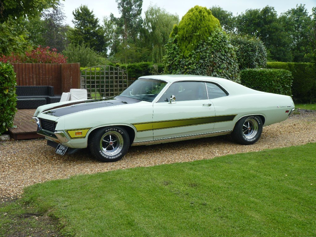 1973 1971 Ford Torino 500 Immaculate Fully Restored! For Sale (picture 1 of 6)