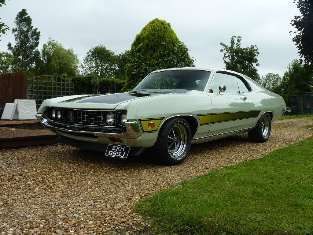 1973 1971 Ford Torino 500 Immaculate Fully Restored! For Sale (picture 2 of 6)