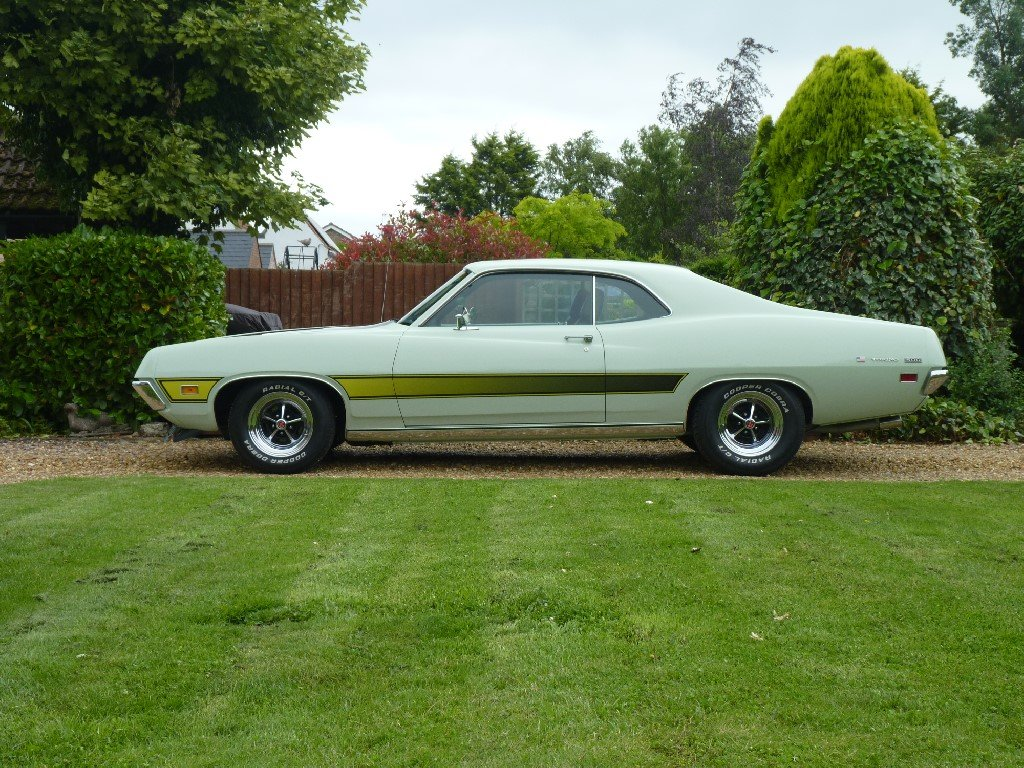 1973 1971 Ford Torino 500 Immaculate Fully Restored! For Sale (picture 3 of 6)