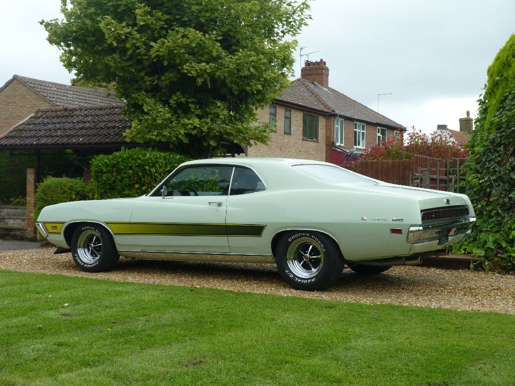 1973 1971 Ford Torino 500 Immaculate Fully Restored! For Sale (picture 4 of 6)