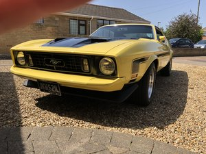 Ford Mustang 351 Fastback 1973  For Sale