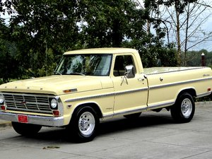 1968 Ford F520 Pick-UP Truck = V-8 with Auto Trans $19.5k For Sale
