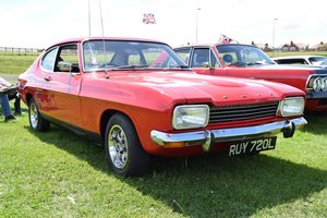 1972 Mk1 Ford Capri 1600 XL For Sale