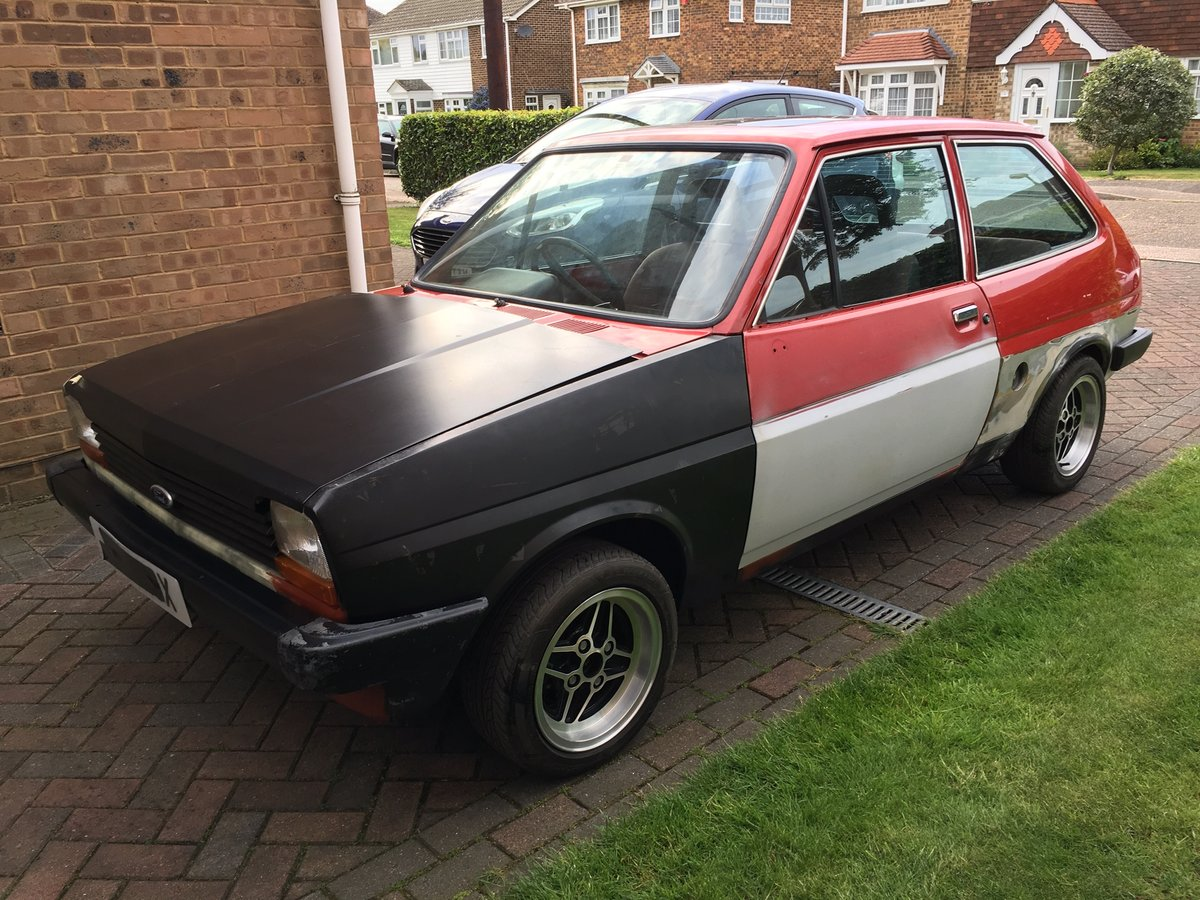 1982 Ford MK1 Fiesta For Sale (picture 1 of 4)