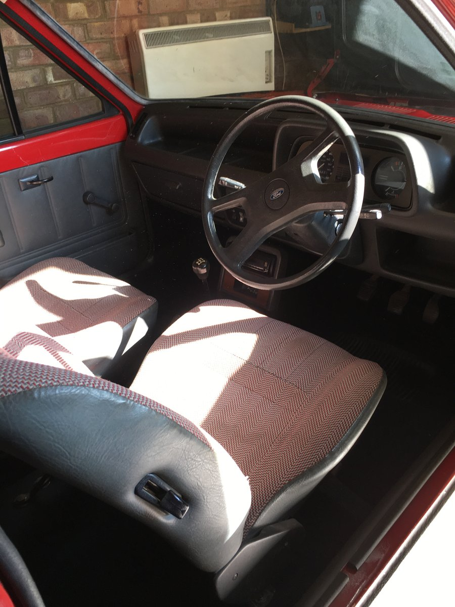 1982 Ford MK1 Fiesta For Sale (picture 3 of 4)