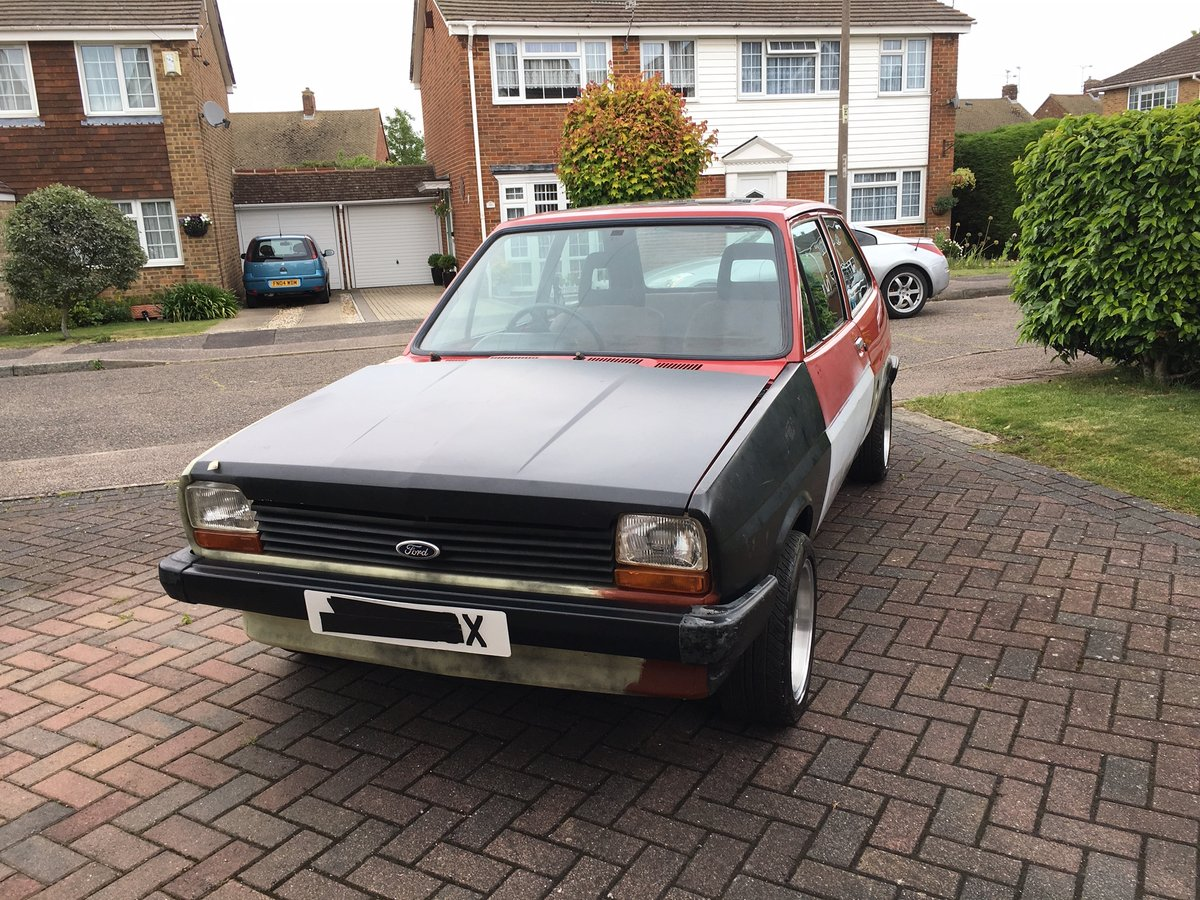 1982 Ford MK1 Fiesta For Sale (picture 4 of 4)