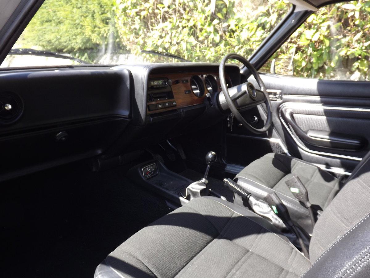 Ford Capri 1976, 2.0GL - 12,800 miles For Sale (picture 5 of 6)