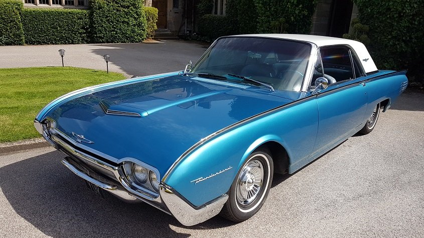 1961 Stunning condition Tbird For Sale (picture 1 of 6)