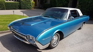 1961 Stunning condition Tbird For Sale
