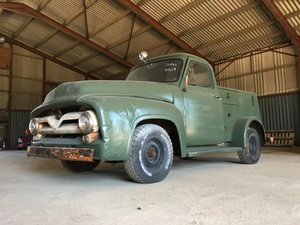 1955 Ford F100 Utility pickup truck - in UK For Sale