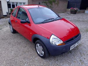 1998 Ford Ka 1.3 For Sale by Auction
