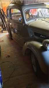 1953 Ford Anglia 53 sit up n beg. For Sale