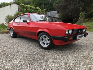 1982 Ford Capri For Sale