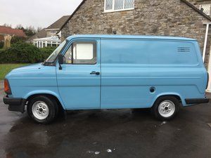 1984 Ford transit van £14,000 classic  For Sale