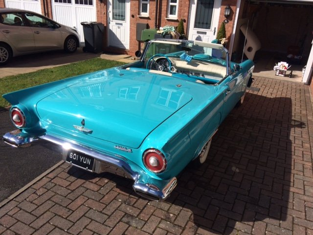 1957 Ford Thunderbird For Sale (picture 3 of 4)