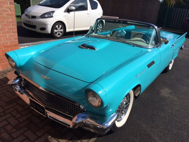 1957 Ford Thunderbird For Sale (picture 4 of 4)
