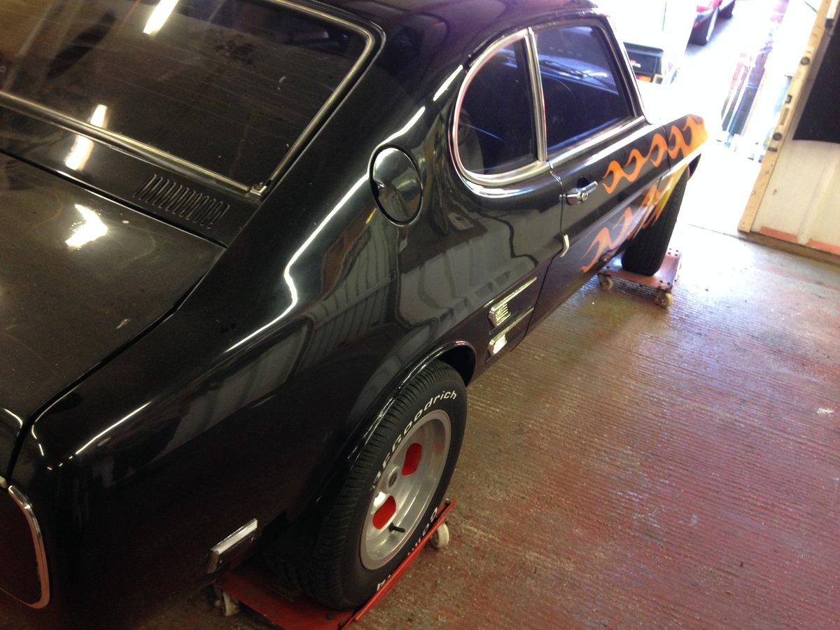 1974 Ford capri MK1 GT custom  For Sale (picture 4 of 6)