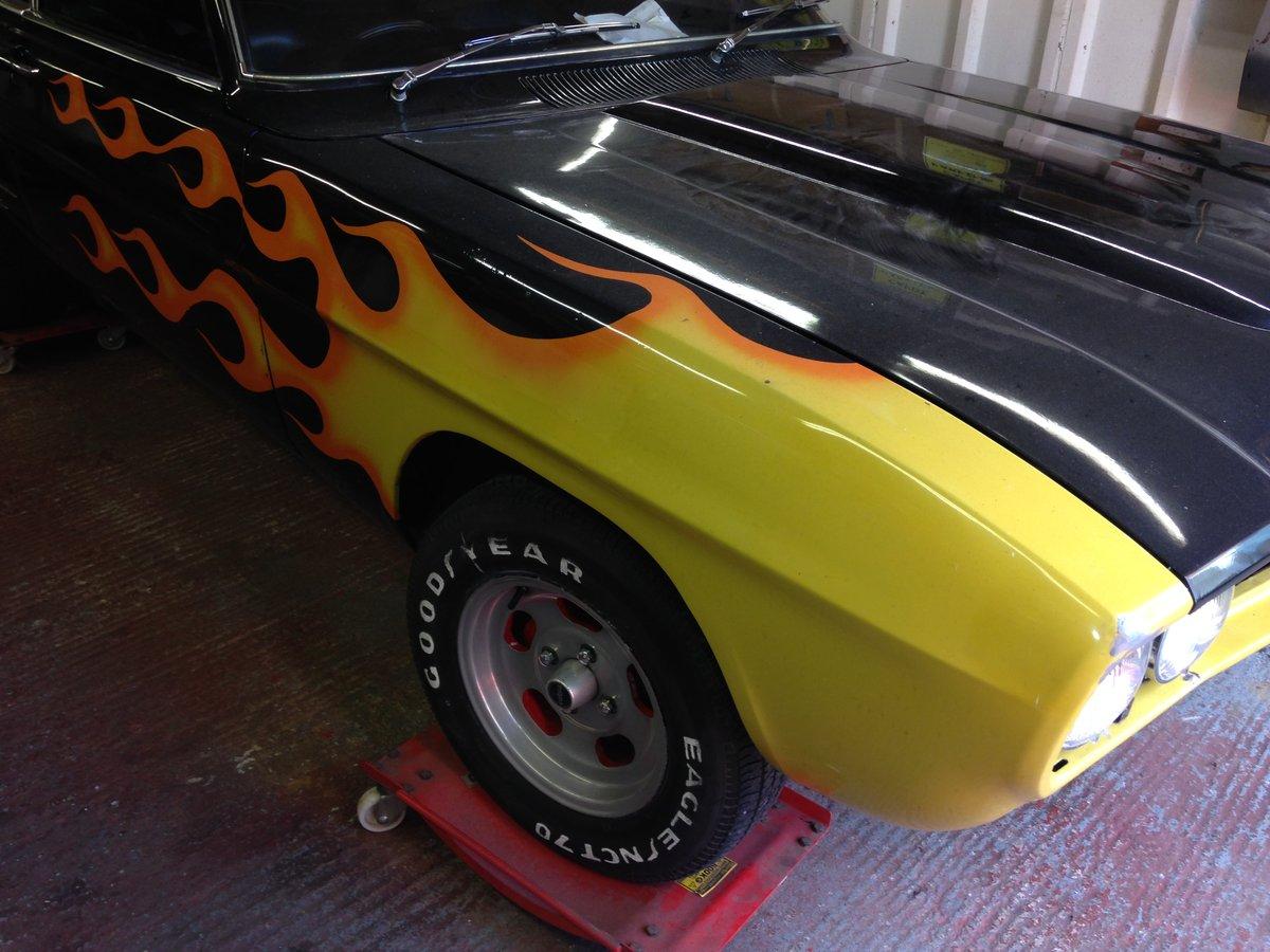 1974 Ford capri MK1 GT custom  For Sale (picture 5 of 6)