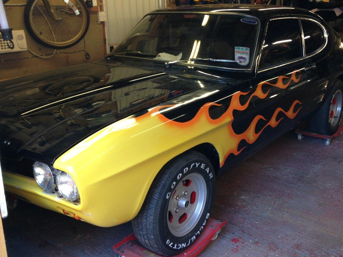 1974 Ford capri MK1 GT custom  For Sale (picture 6 of 6)