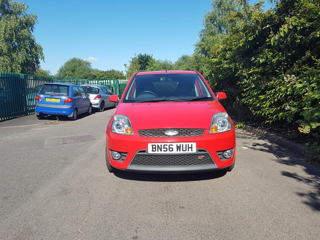 FORD FIESTA ST 2006 For Sale (picture 1 of 6)