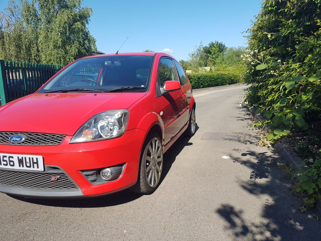 FORD FIESTA ST 2006 For Sale (picture 3 of 6)