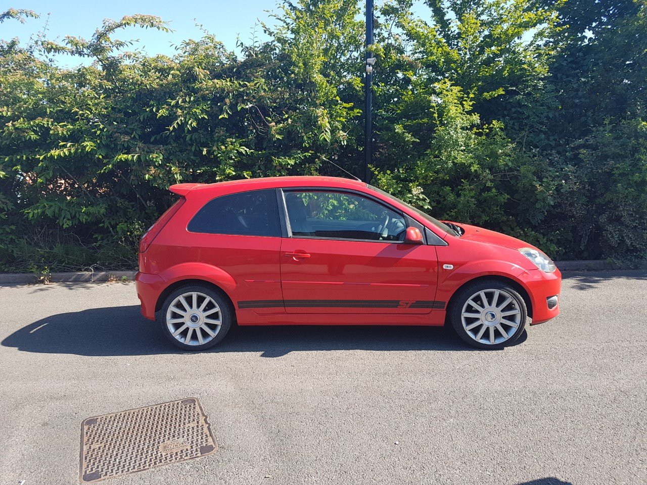 FORD FIESTA ST 2006 For Sale (picture 4 of 6)
