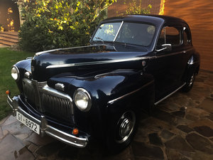 Ford coupe super deluxe -1942- For Sale