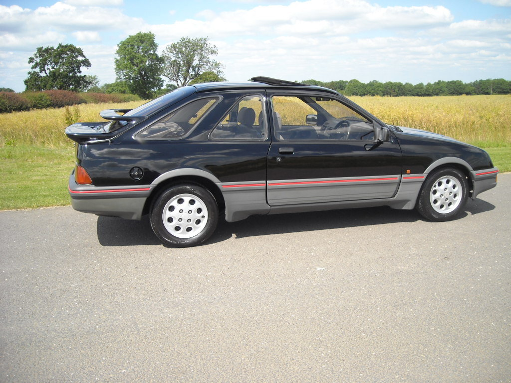 1983 FORD SIERRA XR4I 2.8 IN LOVELY CONDITION For Sale (picture 5 of 6)
