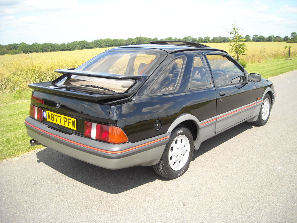 1983 FORD SIERRA XR4I 2.8 IN LOVELY CONDITION For Sale (picture 6 of 6)