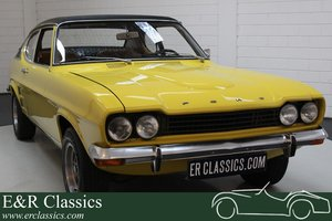 Ford Capri MK1 1600 GT 1974 in beautiful condition For Sale
