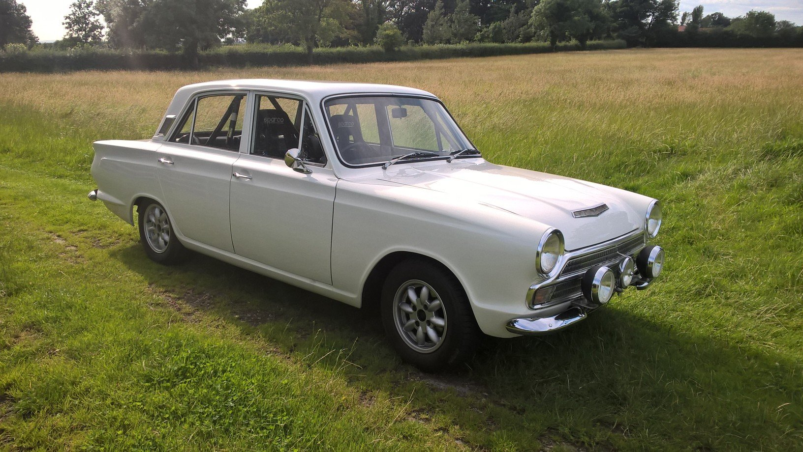 1964 Cortina Mk1 1500 Historic Rally Car  SOLD (picture 2 of 6)