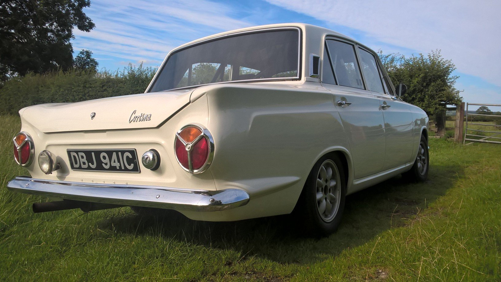 1964 Cortina Mk1 1500 Historic Rally Car  SOLD (picture 4 of 6)