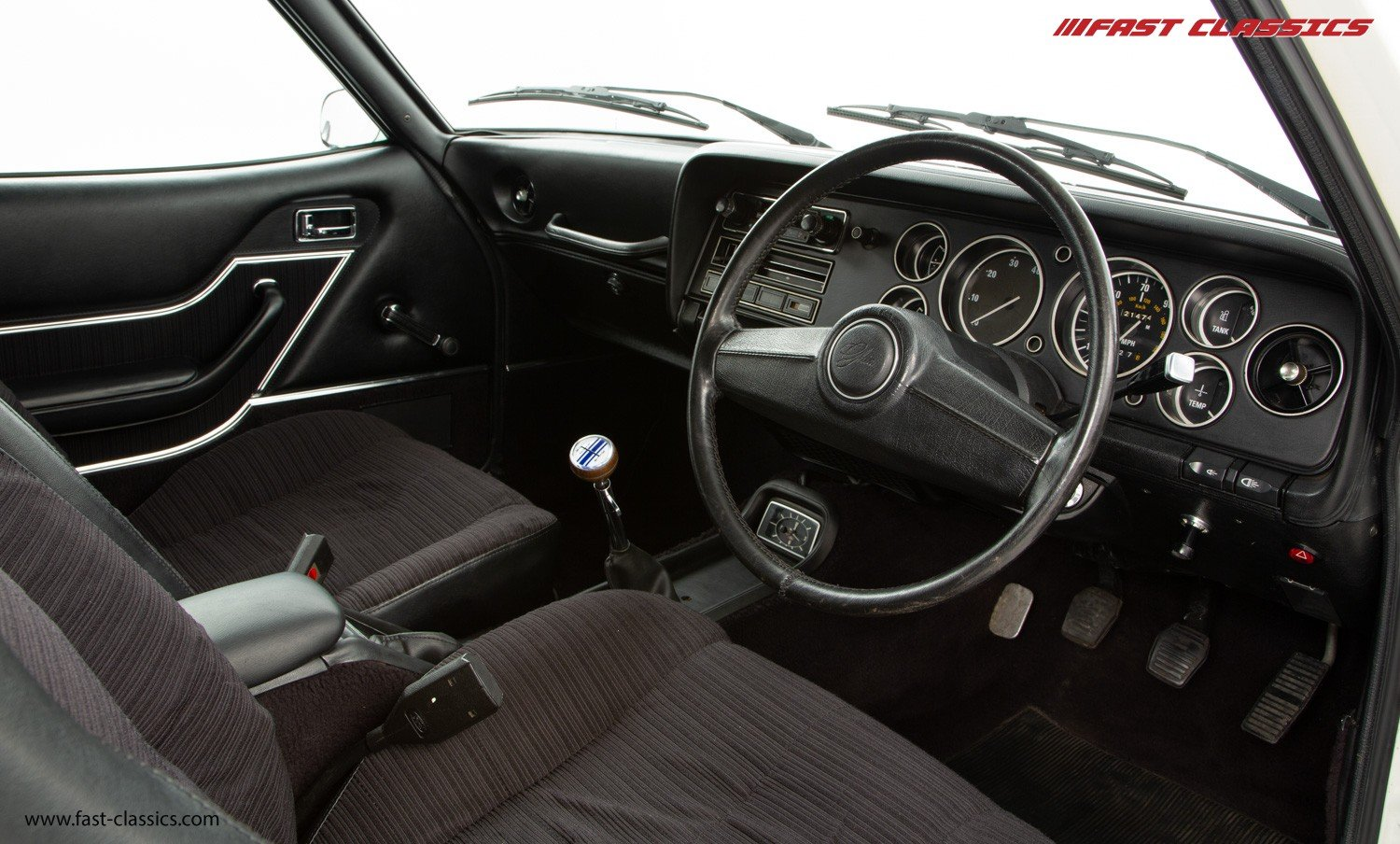 1974 FORD CAPRI STAMPEDE // 1 OF 1 // BOSS 302 V8 ENGINE For Sale (picture 4 of 6)