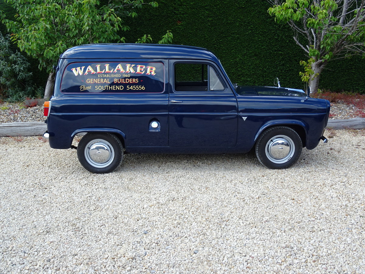Ford Thames 300E Van – Bare Metal Restoration/Stunning SOLD (picture 4 of 6)