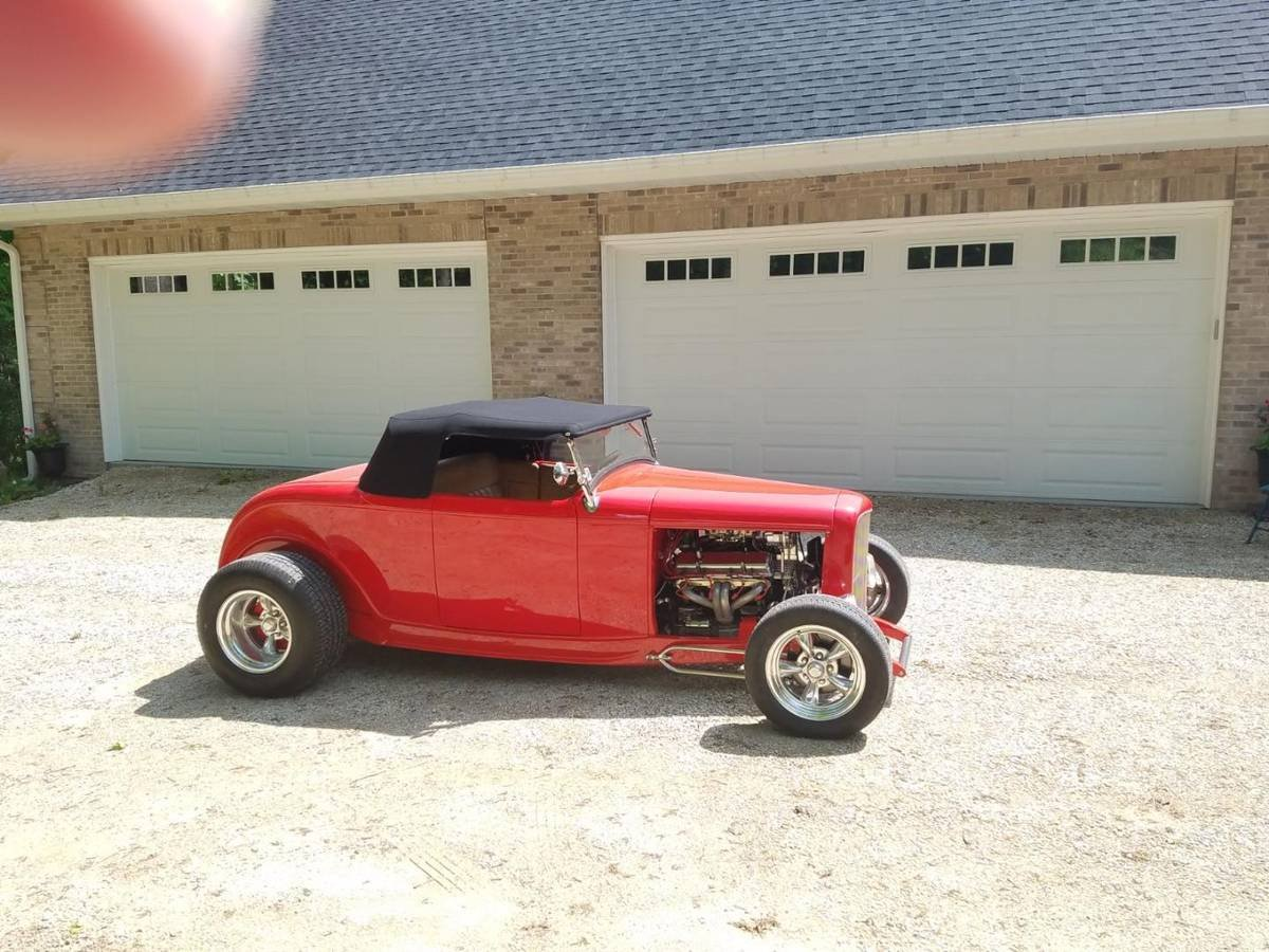 1932 Ford Highboy Roadster (Evansville, Wi) $39,995 obo For Sale (picture 3 of 5)