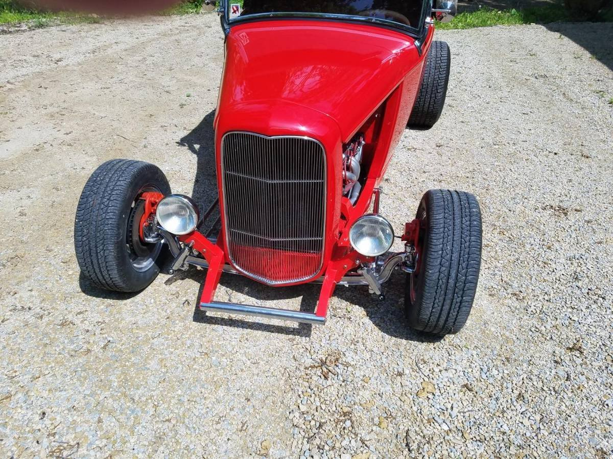 1932 Ford Highboy Roadster (Evansville, Wi) $39,995 obo For Sale (picture 4 of 5)