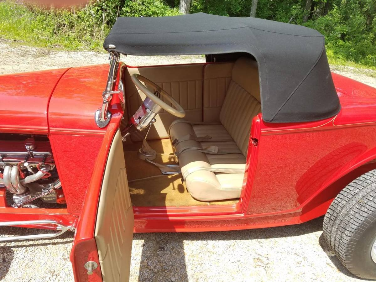 1932 Ford Highboy Roadster (Evansville, Wi) $39,995 obo For Sale (picture 5 of 5)