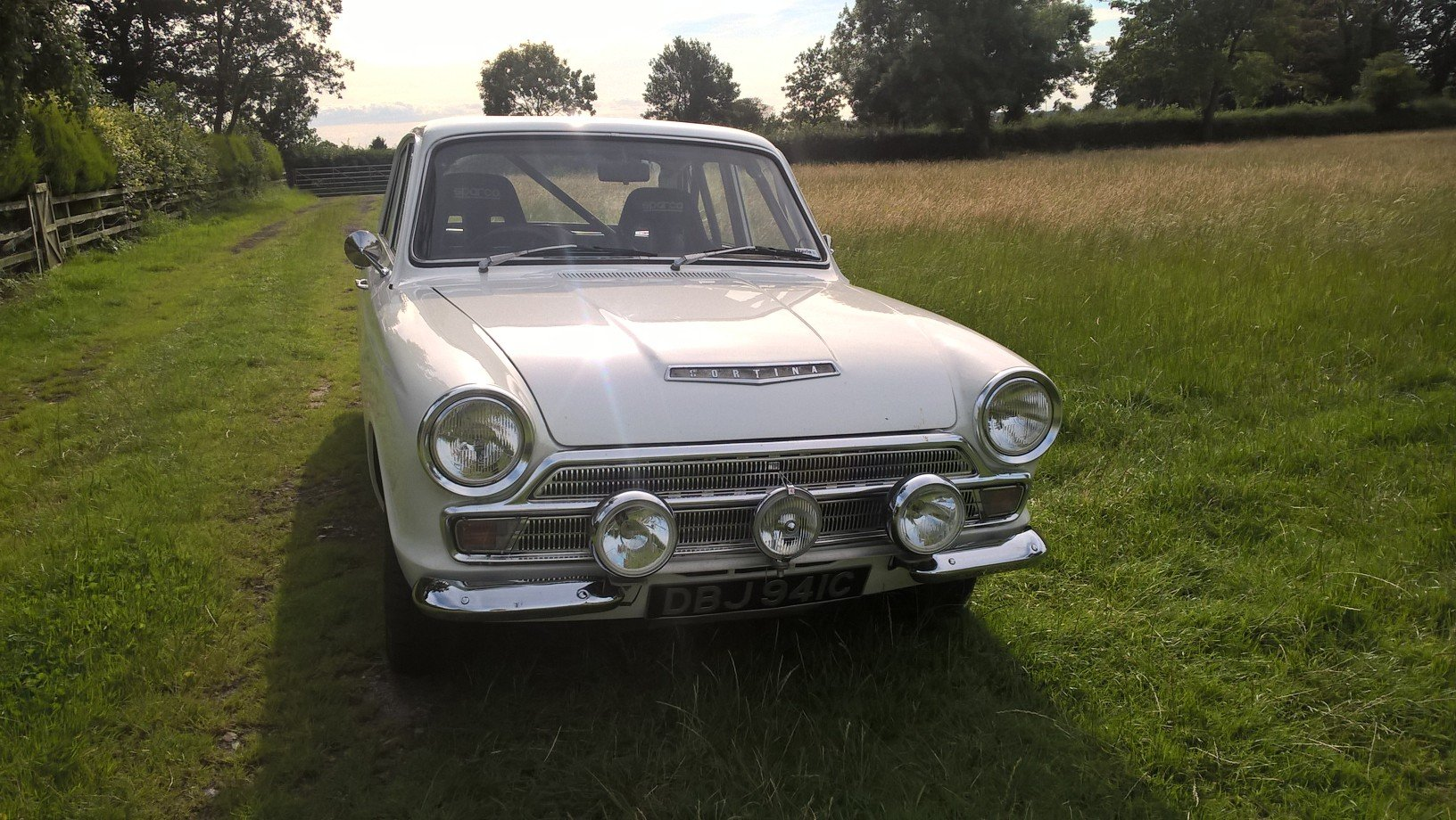 1964 Cortina Mk1 1500 Historic Rally Car  SOLD (picture 3 of 6)
