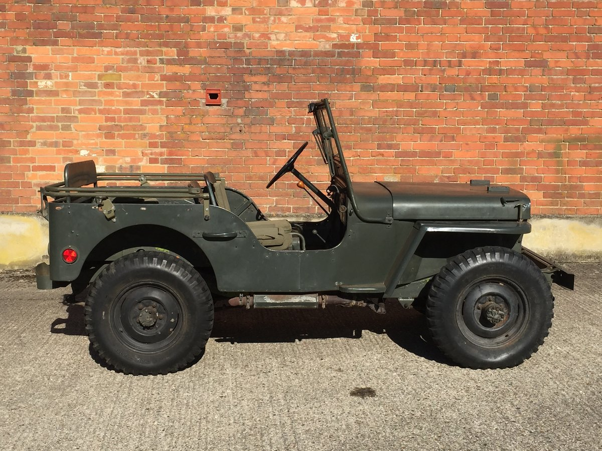 1942 Ford GPW - Very Original example For Sale (picture 3 of 6)