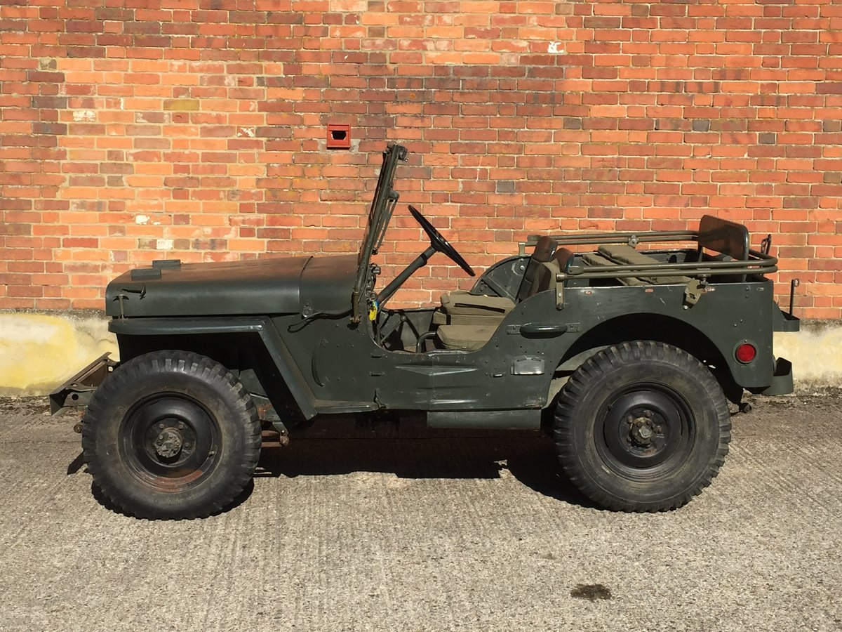 1942 Ford GPW - Very Original example For Sale (picture 4 of 6)