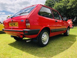1989 Ford Fiesta 1.1 L low miles For Sale