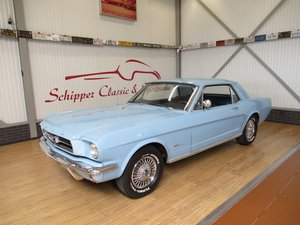 1965 Ford Mustang 200CU Automatic Coupé For Sale