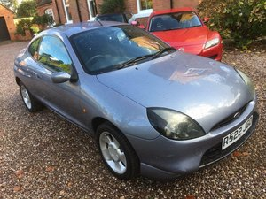 1998 Ford Puma 1.4 RReg 86500 Miles 22 services  For Sale