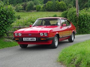 1987 Ford Capri 2.0 Laser For Sale by Auction