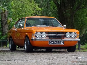 1972 Ford Cortina GT For Sale by Auction