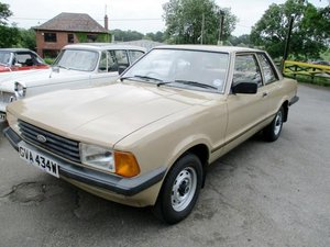1981 Ford Cortina 1300 For Sale by Auction