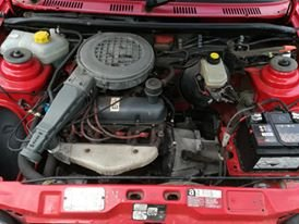 1991 Ford Fiesta Van MK3 Popular For Sale (picture 4 of 6)