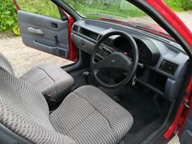 1991 Ford Fiesta Van MK3 Popular For Sale (picture 5 of 6)
